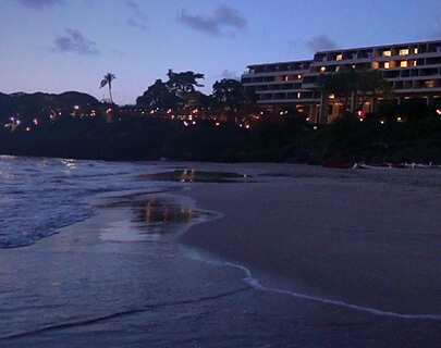 Under The Stars Mauna Kea Beach Hotel